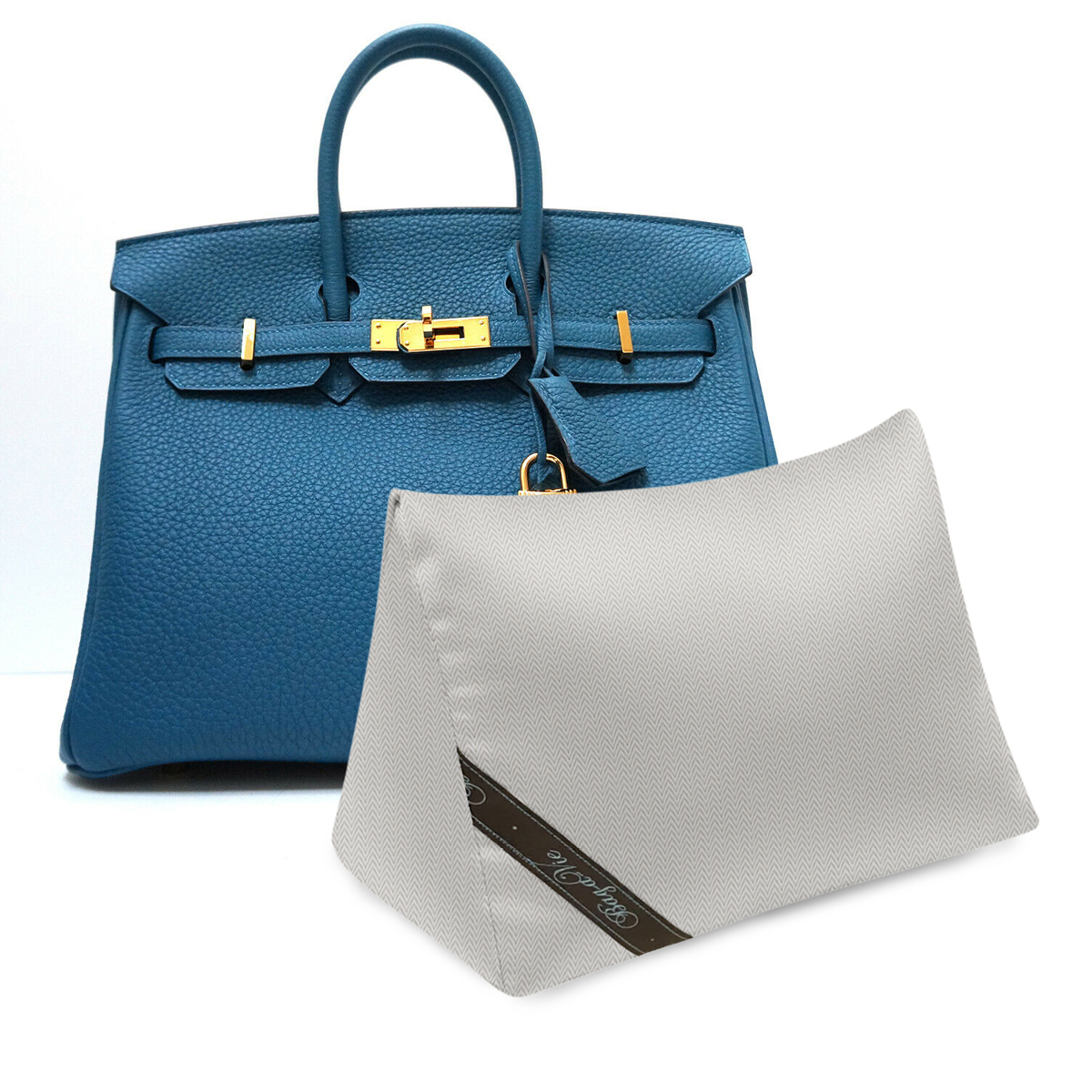 Custom Birkin 25 Handbag Storage Pillow Shaper