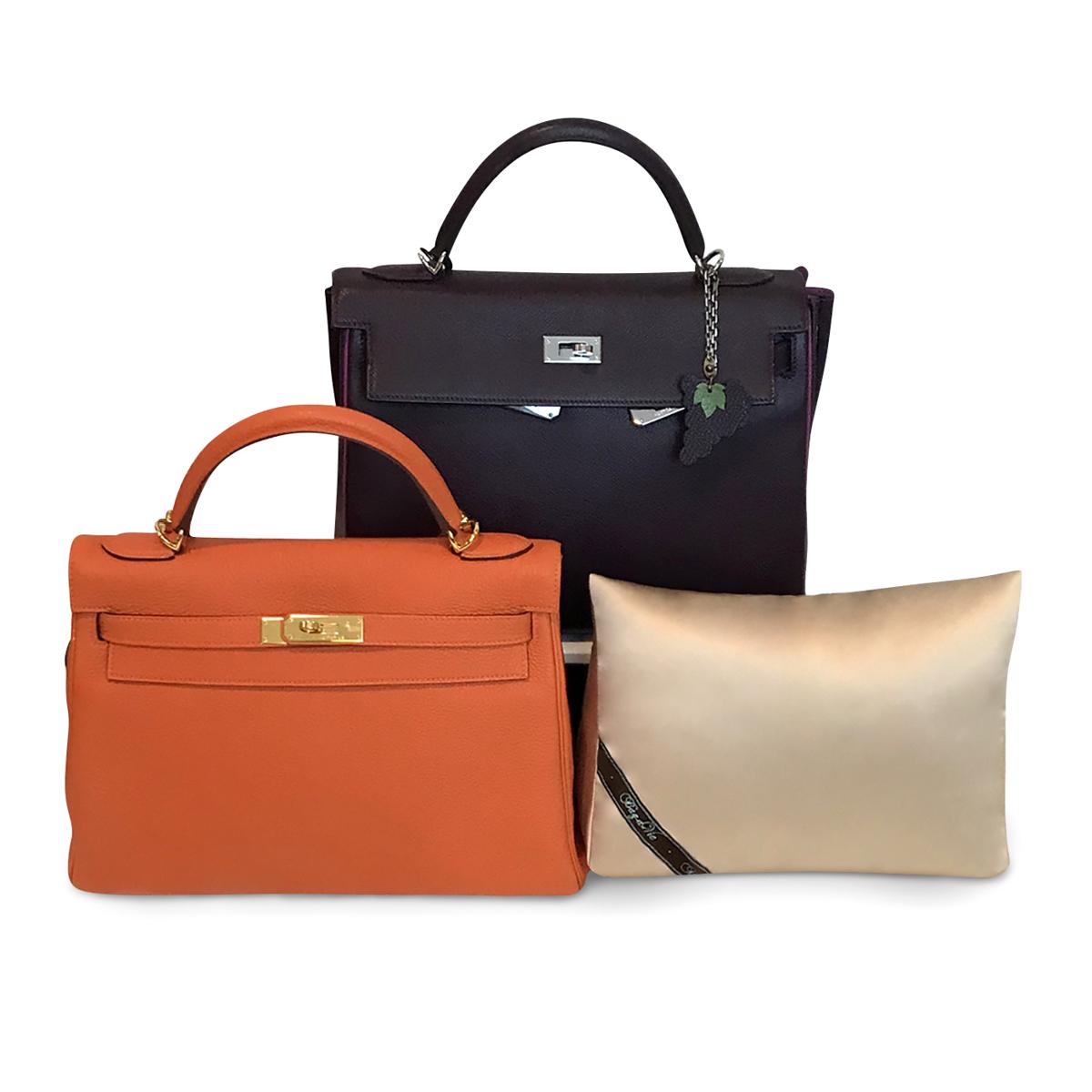 Custom Kelly 32 Handbag Storage Pillow Shaper