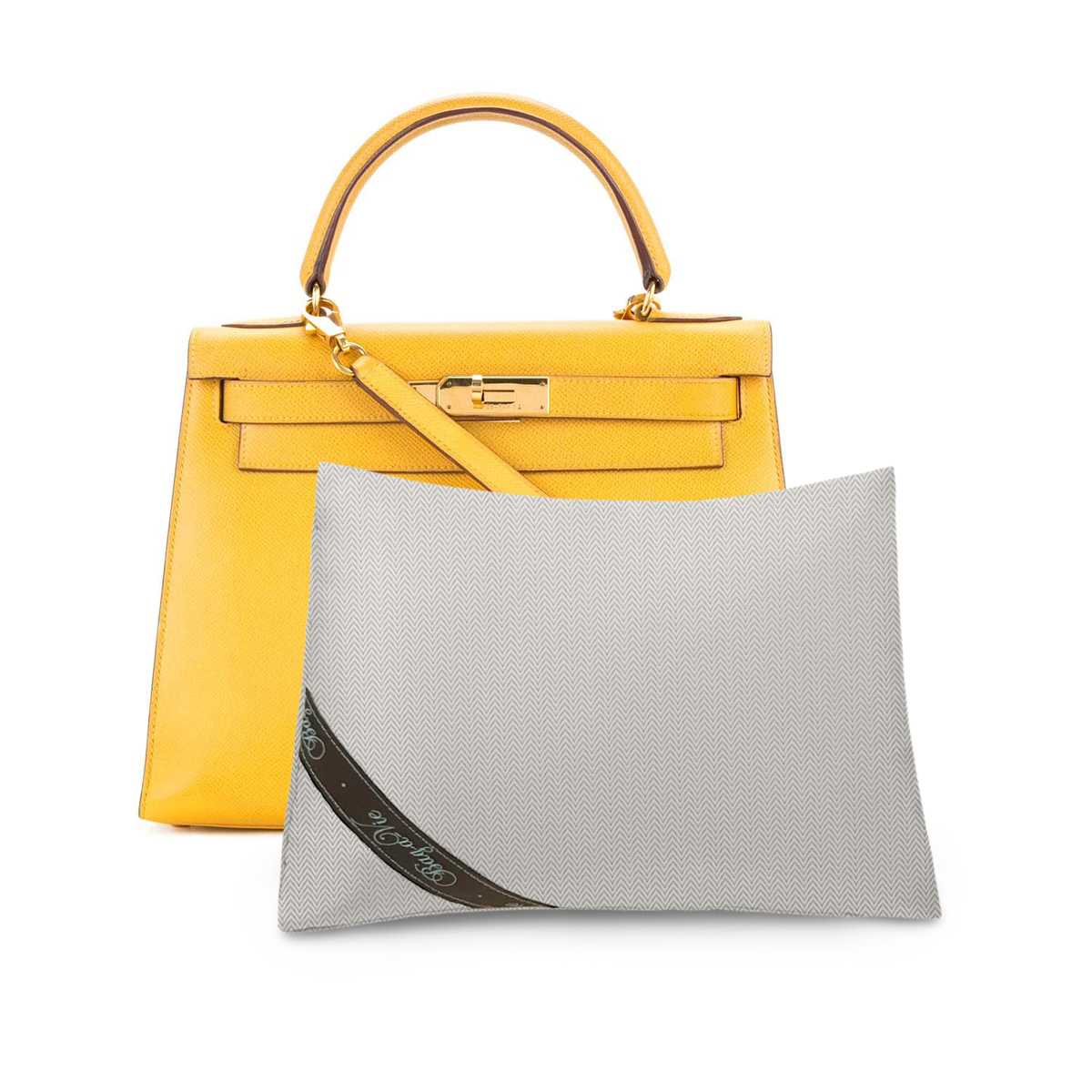 Custom Kelly 28 Handbag Storage Pillow Shaper