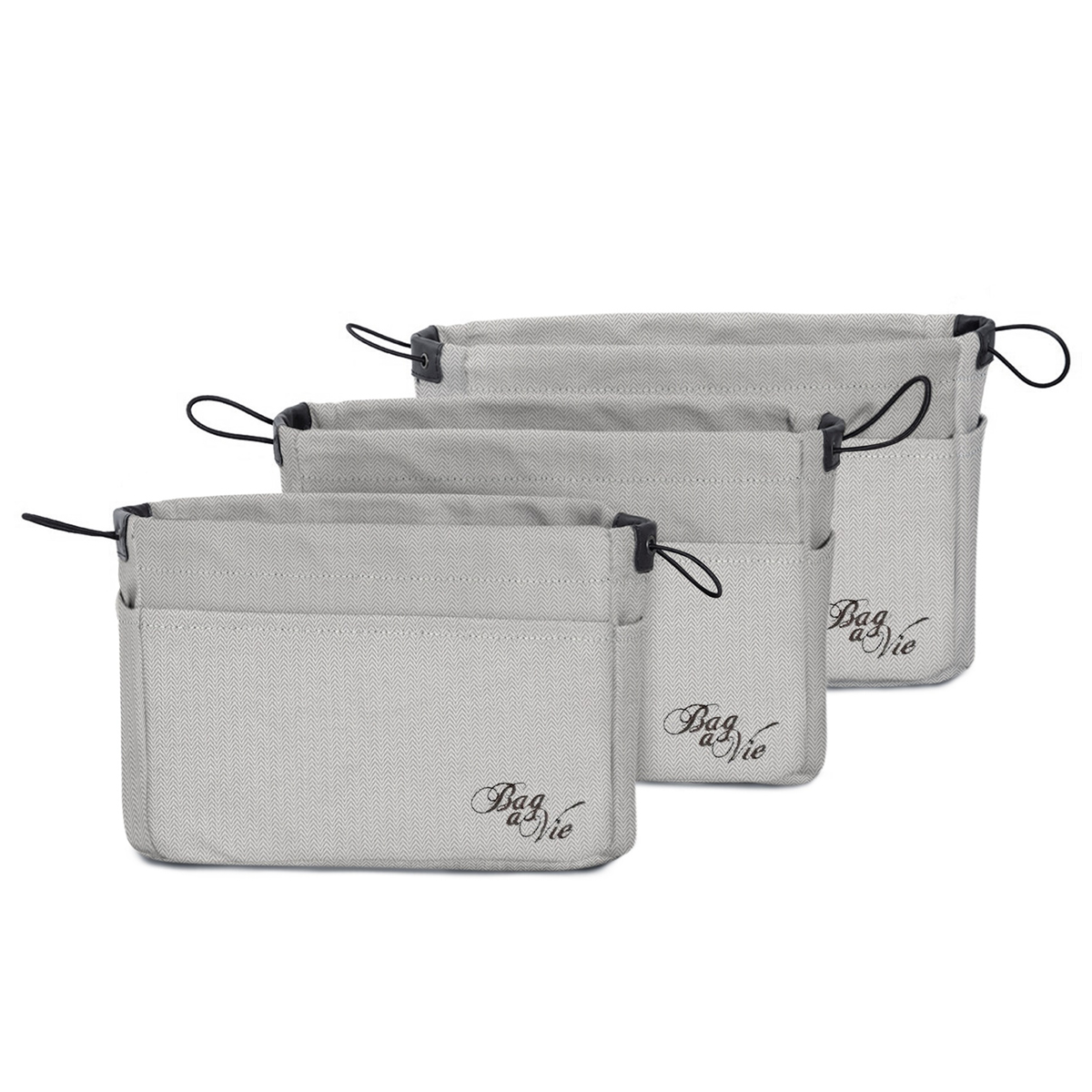 Deluxe Handbag Organizer 3 Pack